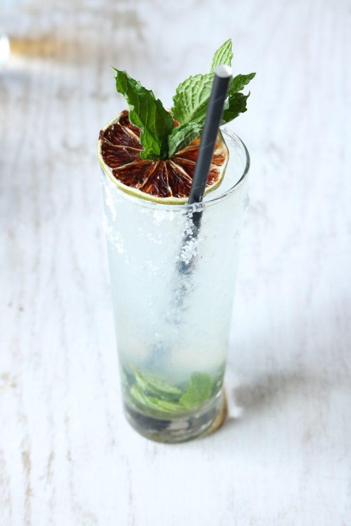 CBD cocktail inspired recipe